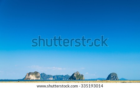 Natural Luxury Heaven Getaway  - stock photo
