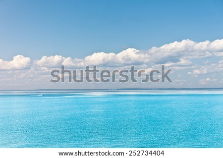 Natural Luxury On a Sunny Day  - stock photo