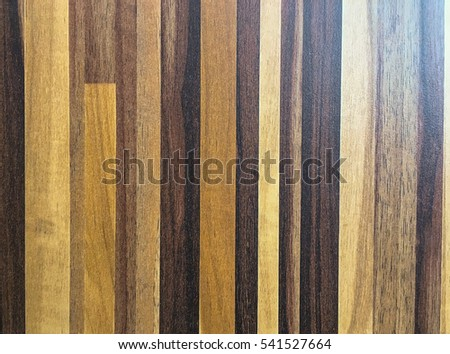 Natural old rustic, washed, light wood texture pattern or wooden background for interior or exterior design with copy space for text or image. Kitchen material. Parquet panel.
