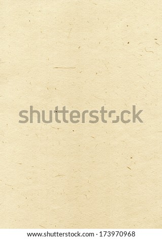 Natural recycled paper texture background - stock photo