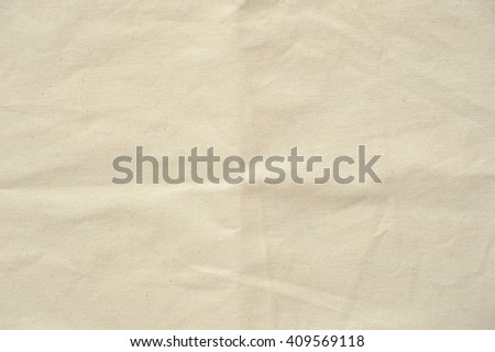Natural sackcloth textured for background. - stock photo