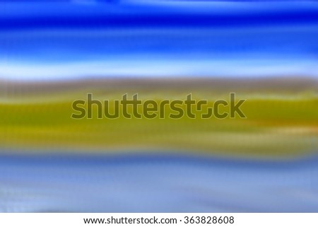 Natural Soft Focus Background 4 - stock photo