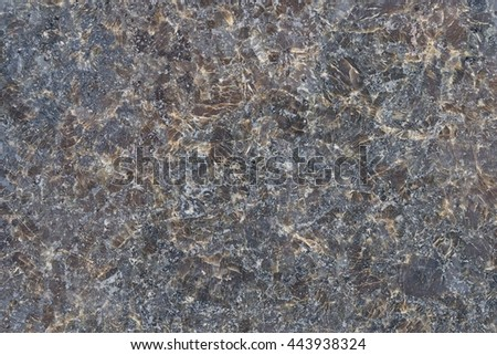 NATURAL STONE BACKGROUND / PATTERN AND TEXTURE OF STONE COUNTER TOP / GRANITE / MARBLE. - stock photo