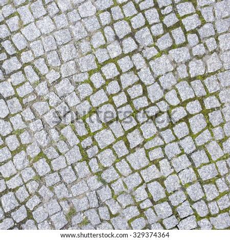 Natural Limestone Bricks Wall Texture Background Stock Photo