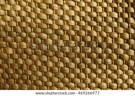 natural straw texture as nice organic background