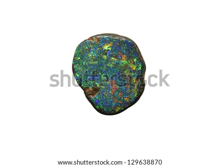 Unpolished Opal Natural Unpolished Opal