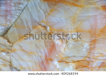 Natural , unprocessed onyx, stone pattern on the background , texture - stock photo