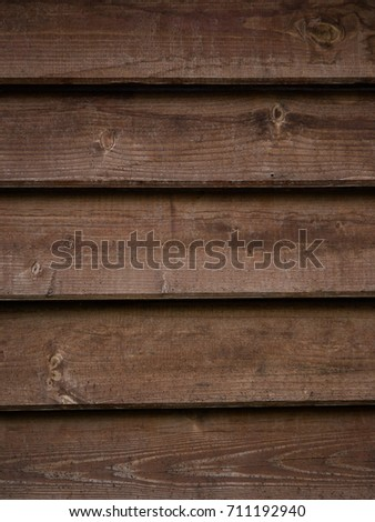 Natural wood wall..