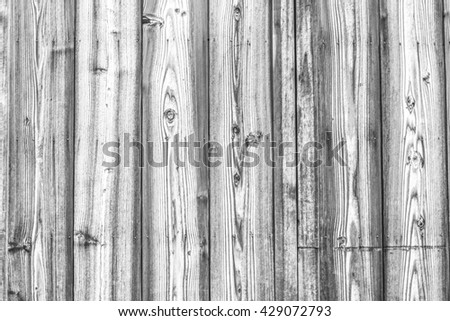 natural wood wall texture and background seamless. wood texture background in black and white, monotone image