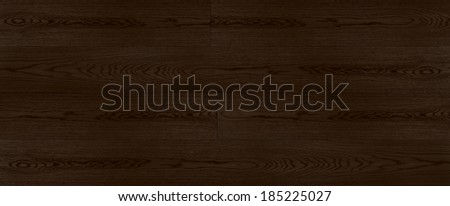 Natural wooden floor