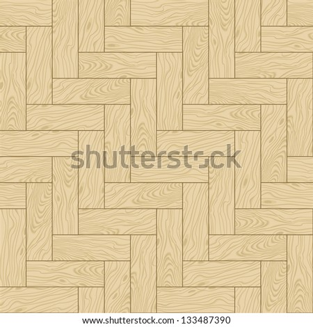 Natural wooden parquet texture. Seamless pattern. Raster version, vector file available in portfolio.