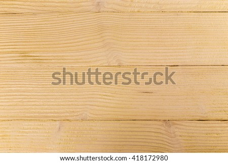 Natural (yellow) fresh brushed wood background.