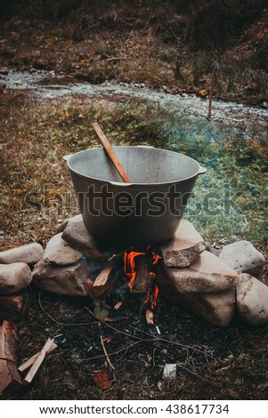 Nature. a master class in cooking food in the Carpathians. Wild nature. Nature landscape . Beautiful nature. Green nature. Nature wildlife. Nature view. Great nature. Simple nature. Nature