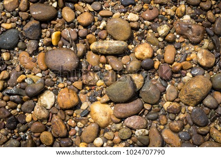 summer outdoor backgrounds. Nature Concept Background Of Natural Stone On The River Beach, Summer Outdoor Day Light Backgrounds I