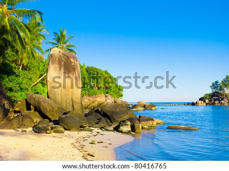 Nature Dream Landscape - stock photo