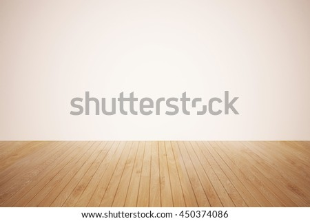 Nature Good Perspective Warm Wooden Floor Stock Photo Royalty Free