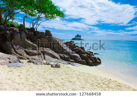 Nature Landscape Beauty - stock photo