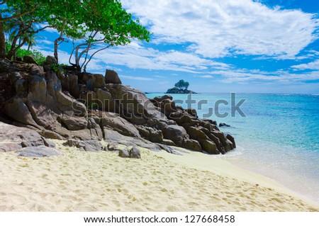 Nature Landscape Beauty - stock photo