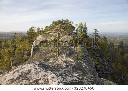 Nature of the Urals 4