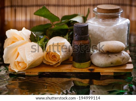 Nature spa aromatherapy