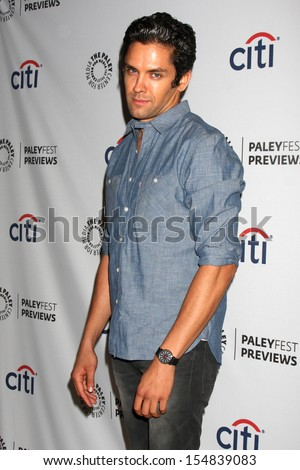 Neal bledsoe stock images royalty free images vectors neal bledsoe at the paleyfest previews fall tv nbc ironside paley sciox Gallery