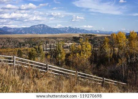 Near Swan Valley, Idaho, Bonneville County, Caribou Targhee National Forest