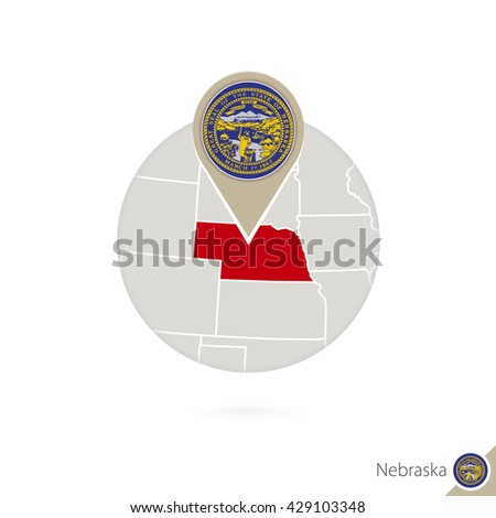 Nebraska Map Stock Images RoyaltyFree Images Vectors - Nebraska us map