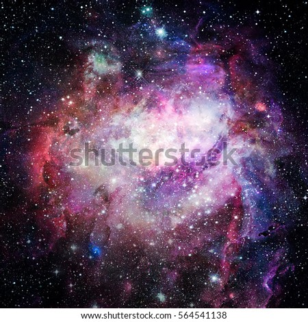 Nebula galaxies space elements this image stockfoto for Outer space elements