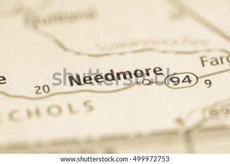 Needmore. Georgia. USA