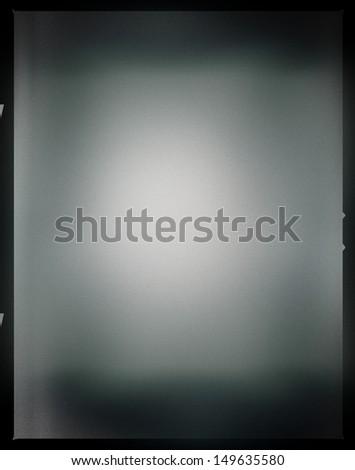 Neg Film - stock photo