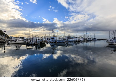 Port nelson australia