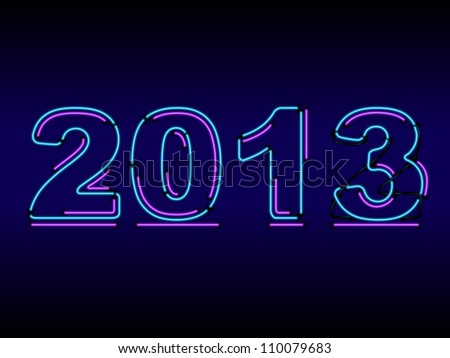 Neon 2012 Changes To 2013 - raster