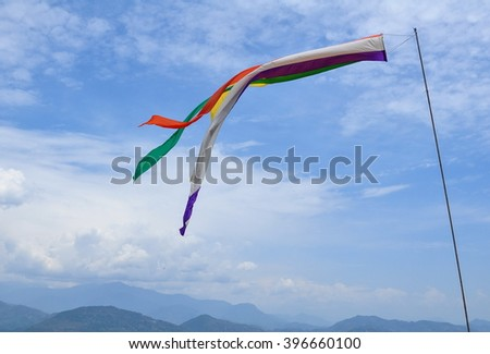 Nepalese Windsock