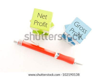 Stock and net income
