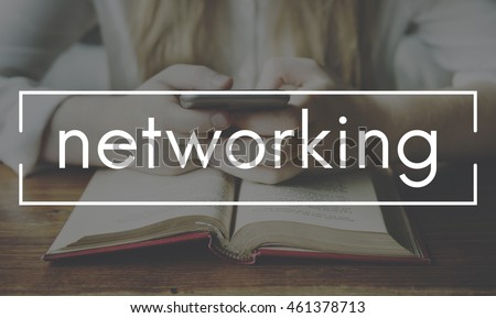 Networking Network Domain Connect Computer Concept