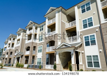 Apartment Building Agreement apartment building stock images, royalty-free images & vectors