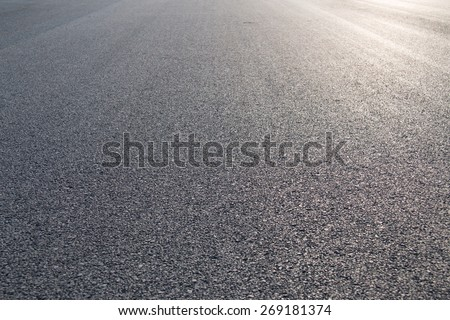 New asphalt abstract texture background - stock photo