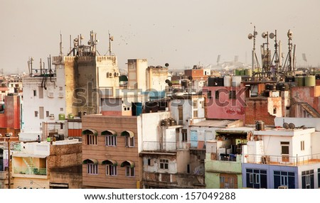 New Delhi, india, Asia - stock photo
