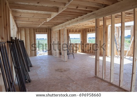 Pictures of house framework