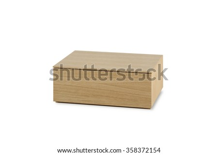 NEW FURNITURE LINE . MODERN DESIGN . STRAIGHT LINES . MATERIALS : WOOD . ITEMS : BEDSIDE TABLE - stock photo