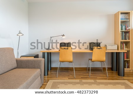 New Home Interiors study room stock images, royalty-free images & vectors | shutterstock
