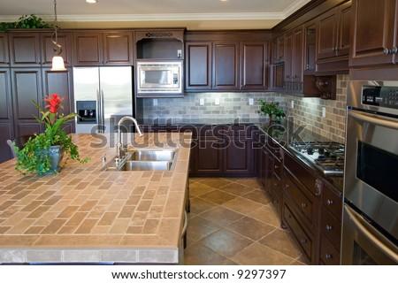 New Model Home Interior Showing Paint U0026 Carpet