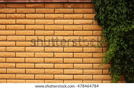 new of brick wall background
