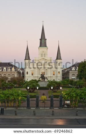 New Orleans - stock photo