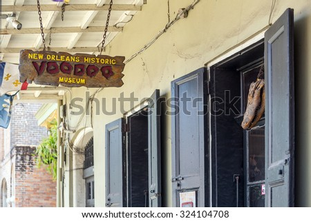 Voodoo stock photos royalty free images vectors for Tattoo shops french quarter new orleans