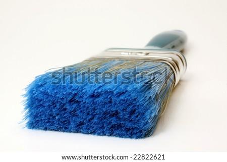 New paintbrush - stock photo