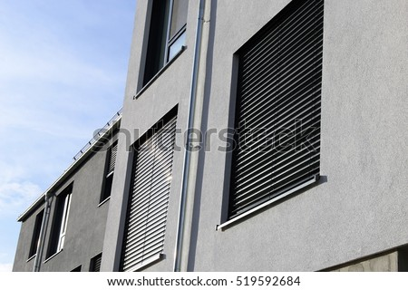 Window Shutters Stock Images, Royalty-Free Images & Vectors ...
