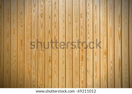 New Wooden Panels - Background Texture - stock photo