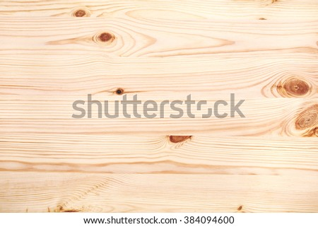 New wooden surface - stock photo