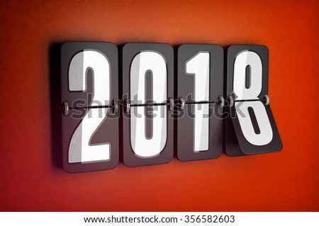 New Year 2018